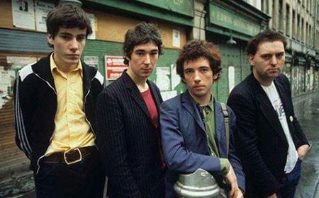 Buzzocks Glasgow Late Punk Wave Pete Shelley